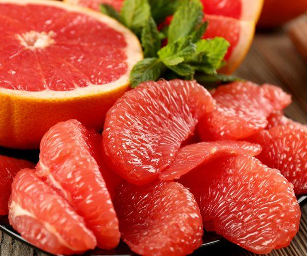 Pompelmo rosé, il colore della bellezza