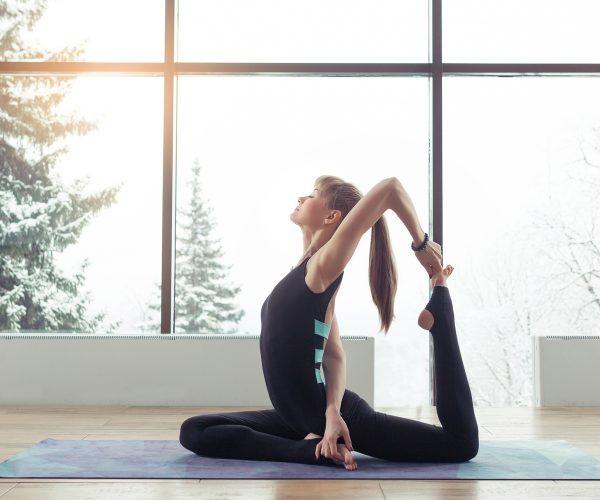 Yoga per l'inverno