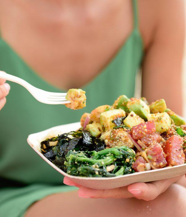 I piatti più freschi dell'estate