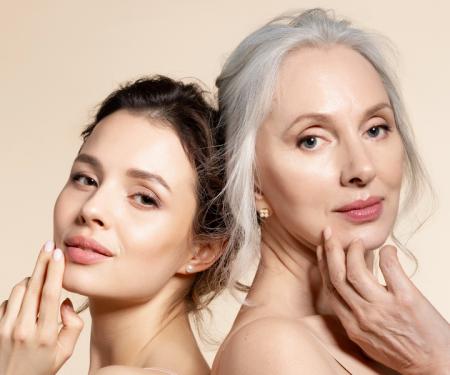 Come cambiano le esigenze della pelle nel corso della vita