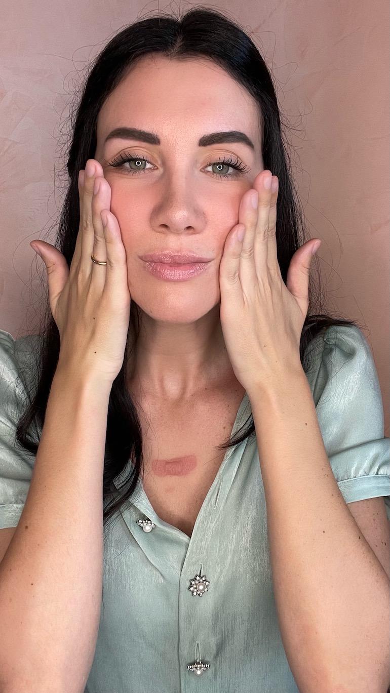 Massaggio detox post vacanze